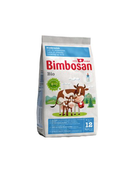 bimbosan宾博婴儿食品有机婴幼儿奶粉 3段 (12个月以上) 400g/袋