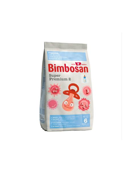 bimbosan宾博婴儿食品 超金装婴幼儿奶粉 2段(6-12个月)400g/袋