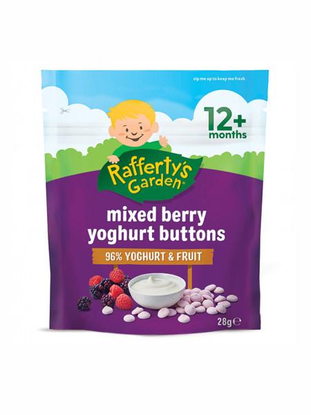 Rafferty s Garden婴儿食品水果酸奶块