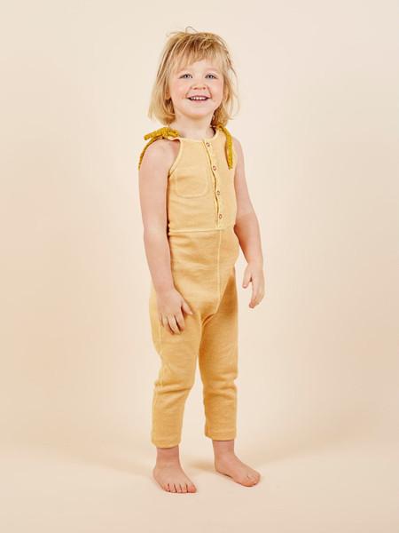 bonjourmaurice童装品牌2020春夏女童无袖连体衣