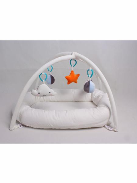 贝碧艾婴童用品游戏支架床中床