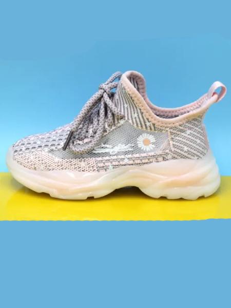 永高人/卡丁童鞋品牌2020秋冬粉色运动鞋