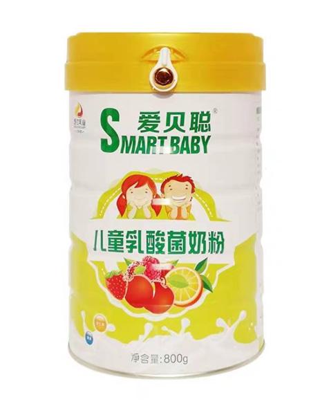 爱贝聪婴儿食品儿童乳酸菌奶粉