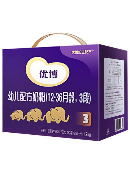 圣元婴儿食品奶粉3段三联包1200g婴儿奶粉