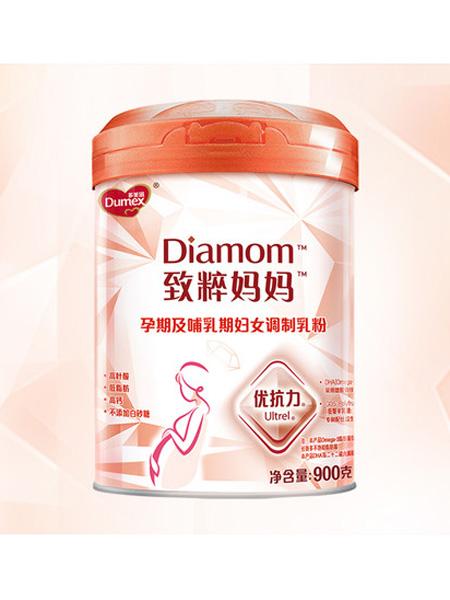 多美滋婴儿食品致粹孕妇奶粉正品怀孕中期孕晚期哺乳期妈妈奶粉
