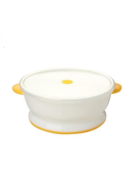 利其尔婴童用品日本Richell利其尔宝宝辅食碗婴儿吃饭碗儿童便携训练餐具深口盘