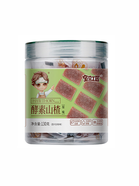 宝贝工匠婴儿食品酵素山楂-原味