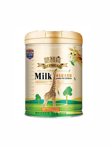 艾婴健婴儿食品艾婴健骼智高成长配方奶粉