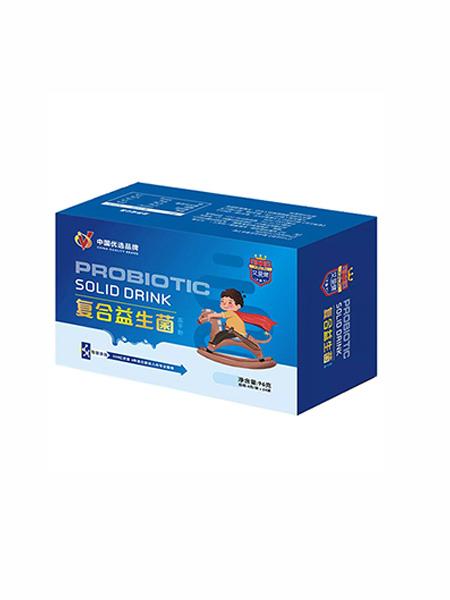 艾婴健婴儿食品艾婴健复合益生菌冻干粉