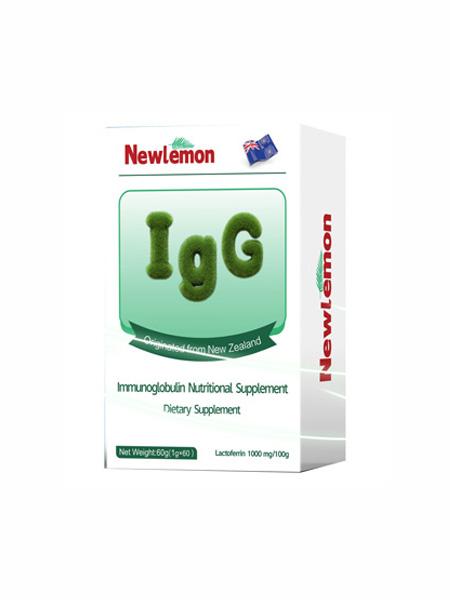 纽乐曼婴儿食品纽乐曼IgG免疫球蛋白