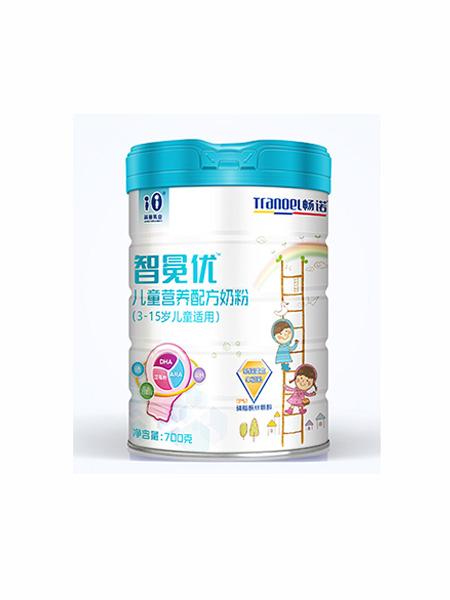 诺臻婴儿食品畅诺智冕优儿童营养配方奶粉