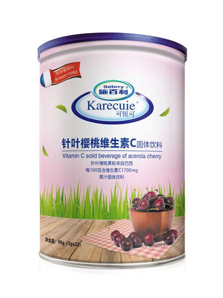 施百利婴儿食品施百利针叶樱桃维生素C固体饮料