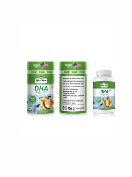 派克熊婴儿食品派克熊牌DHA藻油