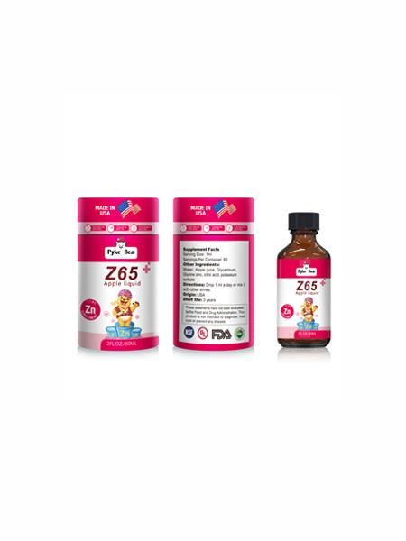 派克熊婴儿食品派克熊牌Z65苹果饮液(锌滴剂)