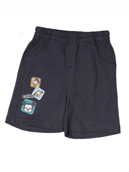 Disney Cuties童装品牌2020春夏男童休闲短裤