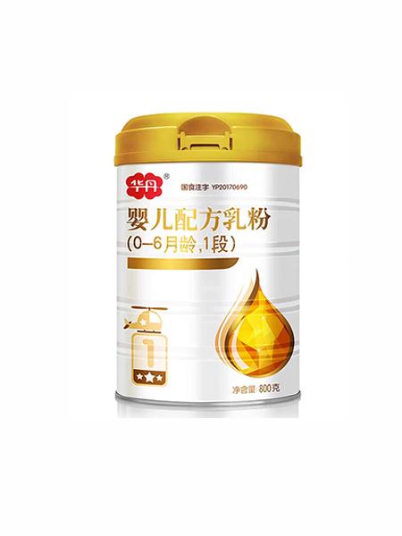 爱维仕婴儿食品华丹婴儿配方乳粉1段