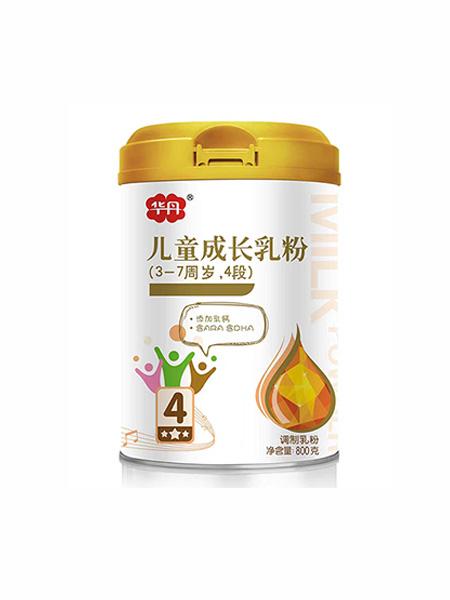 爱维仕婴儿食品华丹儿童成长乳粉4段