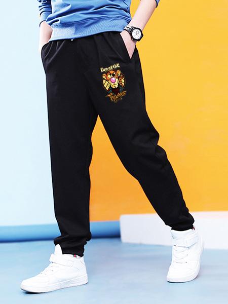 菲童男童童装品牌2020秋冬休闲裤儿童运动裤长裤