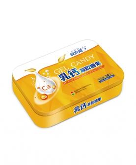 皮皮兔婴儿食品皮皮兔乳钙凝胶糖果
