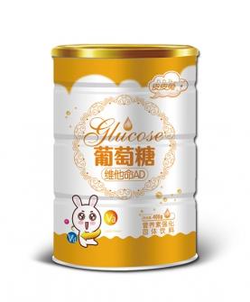 皮皮兔婴儿食品皮皮兔奶伴侣葡萄糖