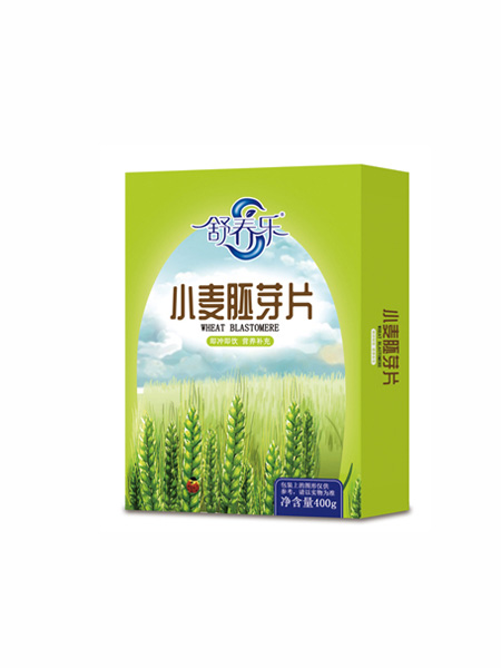 舒养乐婴儿食品舒养乐小麦胚芽片
