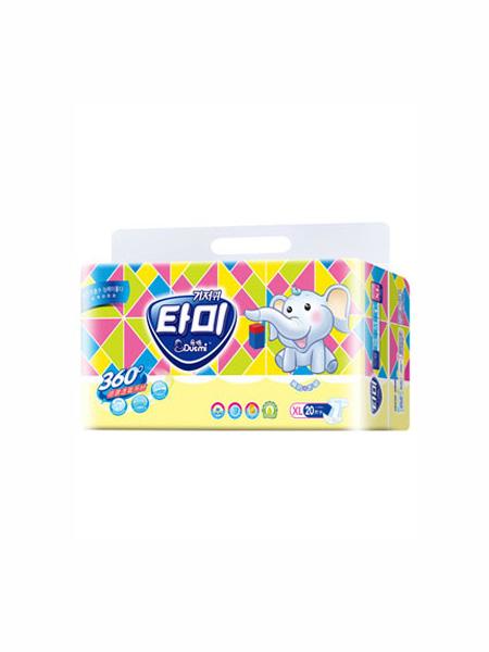 小象朵咪婴童用品柔软轻薄纸尿裤