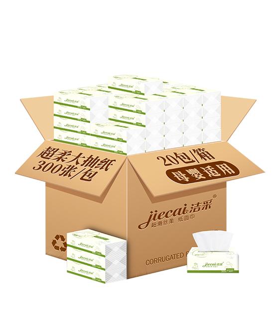 洁采婴童用品礼盒装餐巾纸