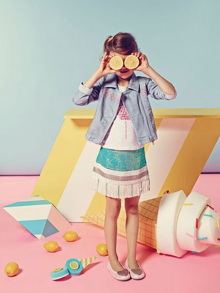 偲童童装品牌2020春夏休闲夹克衫外套
