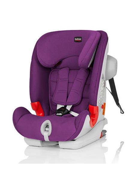 宝得适婴童用品britax宝得适儿童安全座椅汽车用宝宝婴儿isofix9月-12岁百变骑士