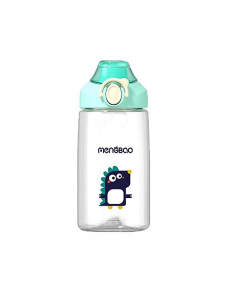 盟宝婴童用品盟宝新款大童直饮水杯 青色