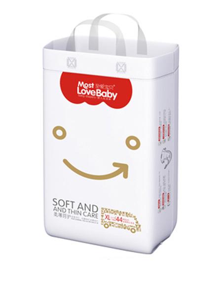 至爱宝贝婴童用品至爱宝贝婴儿纸尿裤XL-44