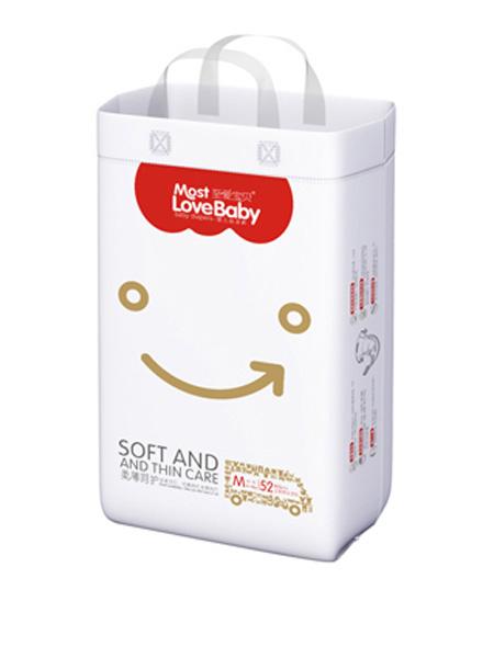 至爱宝贝婴童用品至爱宝贝婴儿纸尿裤M-52