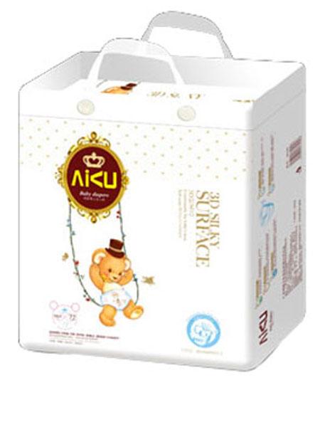 嗳酷婴童用品嗳酷婴儿纸尿裤NBS-72