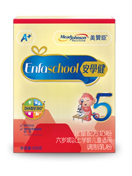 美赞臣营养品婴儿食品5段幼儿配方奶粉