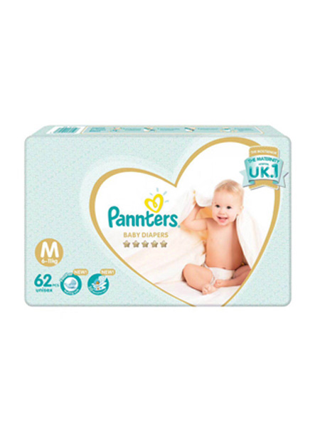 pannters婴童用品pannters纸尿裤M