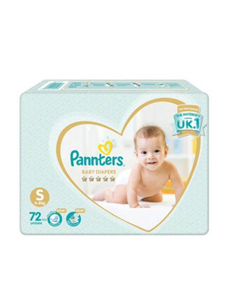 pannters婴童用品pannters纸尿裤72s