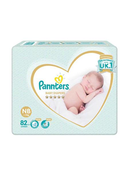 pannters婴童用品pannters纸尿裤NB