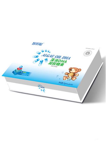 智明聪婴儿食品智明聪藻油DHA凝胶糖果套盒