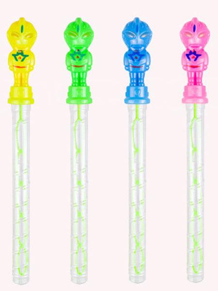 呗丫呗 西洋剑婴童玩具新款卡通泡泡棒爆款泡泡水佩琪棒儿童吹泡泡玩具