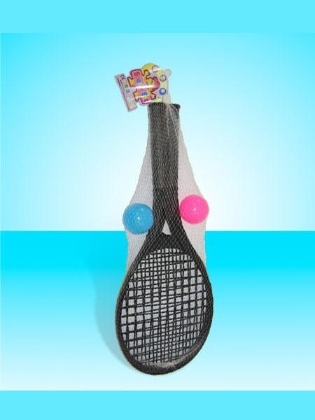 钡铯玩具婴童玩具网袋黑色球拍