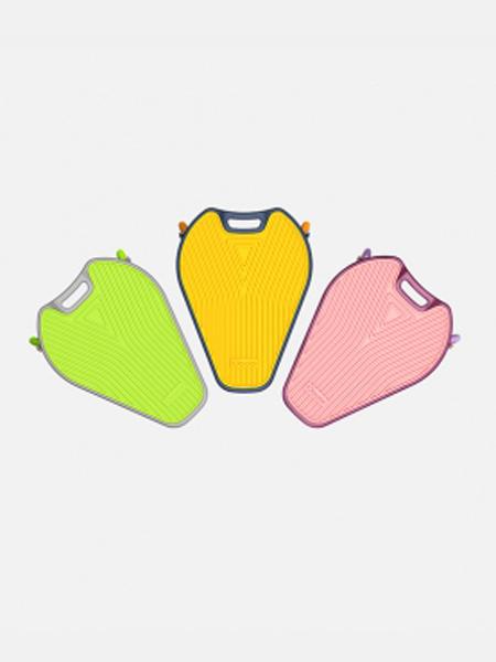 �~游板滑板�胪�用品粉色�G色三色滑板�