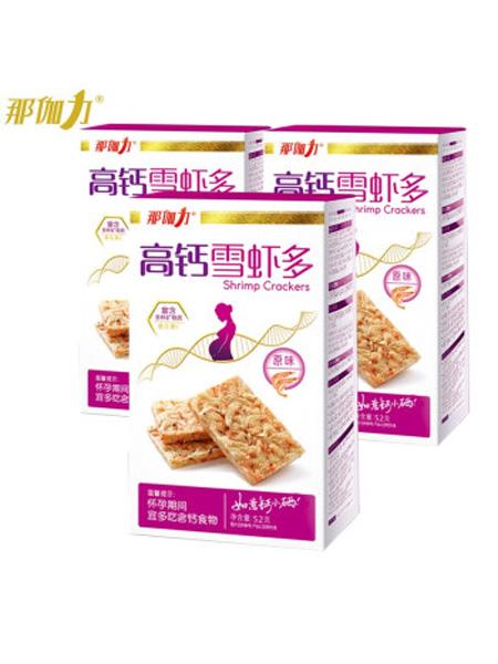 婴儿食品新品升级无味精高钙雪虾多孕产妇食品休闲零食海鲜熟食海苔原味饼干3盒装 原味2盒海苔味1盒