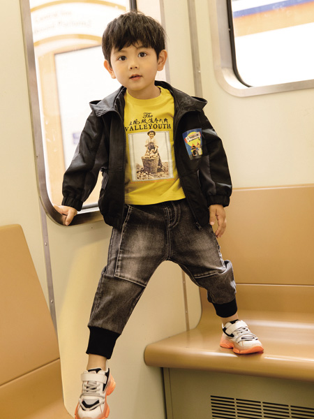 德蒙斯特童装品牌创立源于一份简单的爱,河南区域诚邀加盟