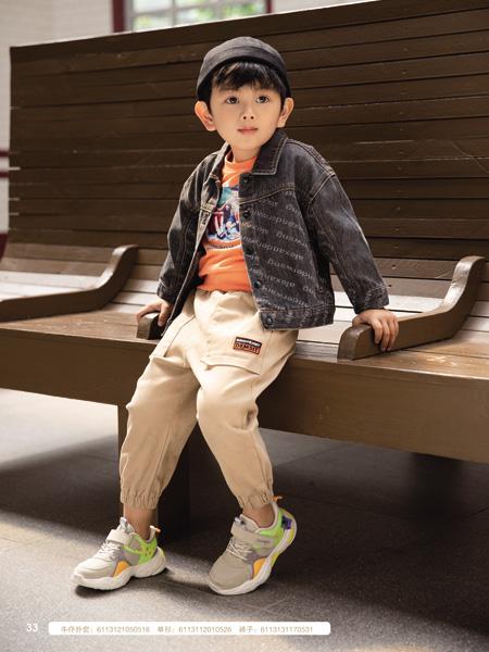 德蒙斯特童装品牌招商,线上为线下共同引流