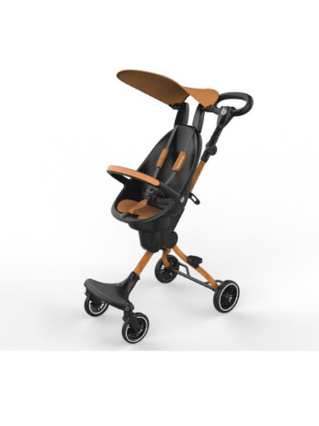 婴童用品V5婴儿车溜娃神器简易轻便手推车可折叠双向儿童伞车夏季宝宝遛娃推车