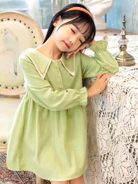 永福熊童装品牌   一二线折扣品牌好的选择