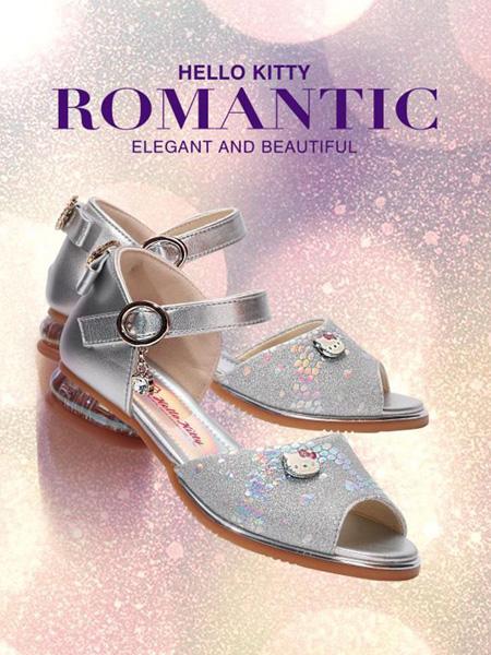凯蒂猫童鞋品牌2020秋冬公主小单鞋