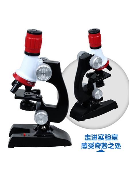 赞贝比婴童玩具便携儿童显微镜