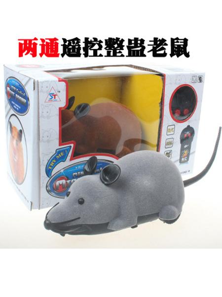 赞贝比婴童玩具遥控玩具老鼠