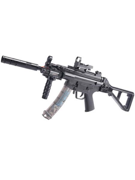 小月亮婴童玩具小月亮 MP5K手自一体X501下供水弹枪户外CS吃鸡游戏对战冲锋枪